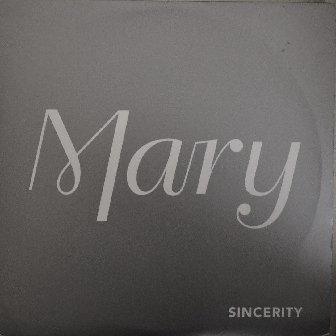 MARY J. BLIGE / SINCERITY-PROMO  (2×12