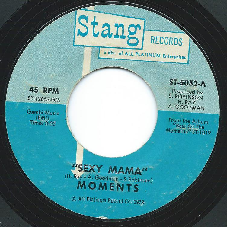 MOMENTS / SEXY MAMA (7