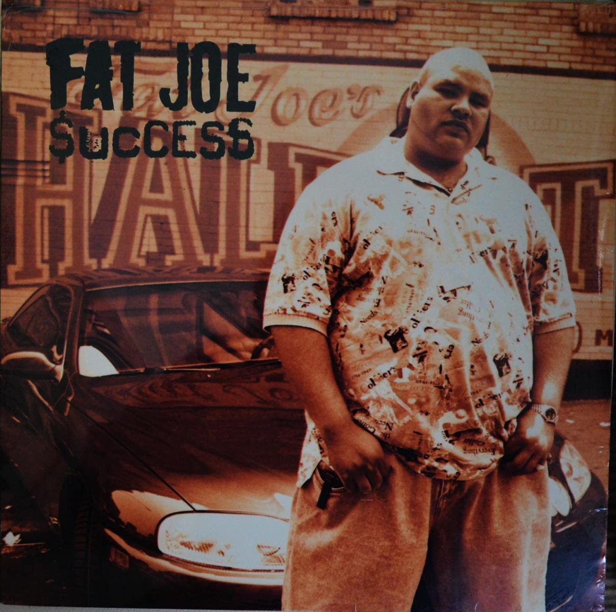 FAT JOE / SUCCESS (DJ PREMIER REMIX) / PART DEUX (12