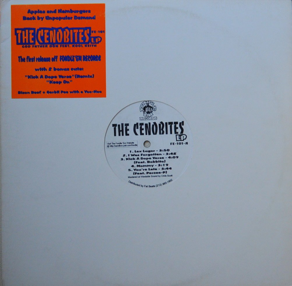THE CENOBITES / THE CENOBITES LP (LP)