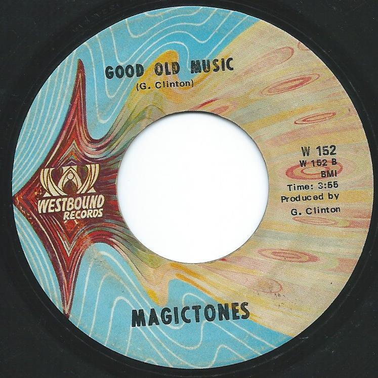 MAGICTONES / I'LL MAKE IT UP TO YOU / GOOD OLD MUSIC (7
