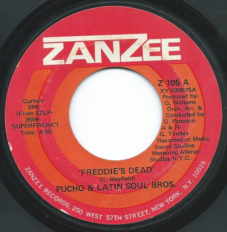 PUCHO & LATIN SOUL BROS. / FREDDIE'S DEAD / ONE MORE DAY (7
