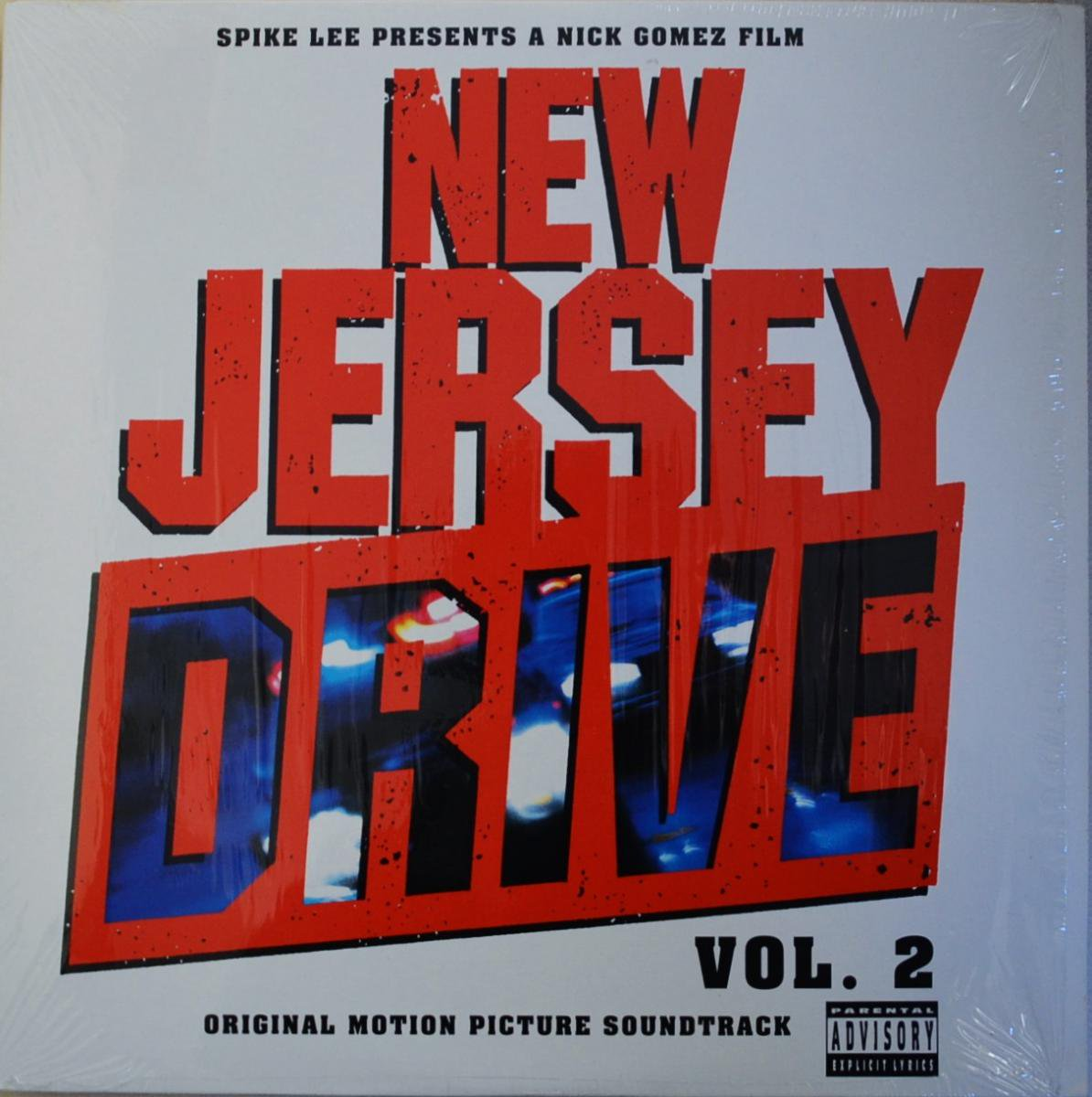 O.S.T. / NEW JERSEY DRIVE VOL. 2 (LP)