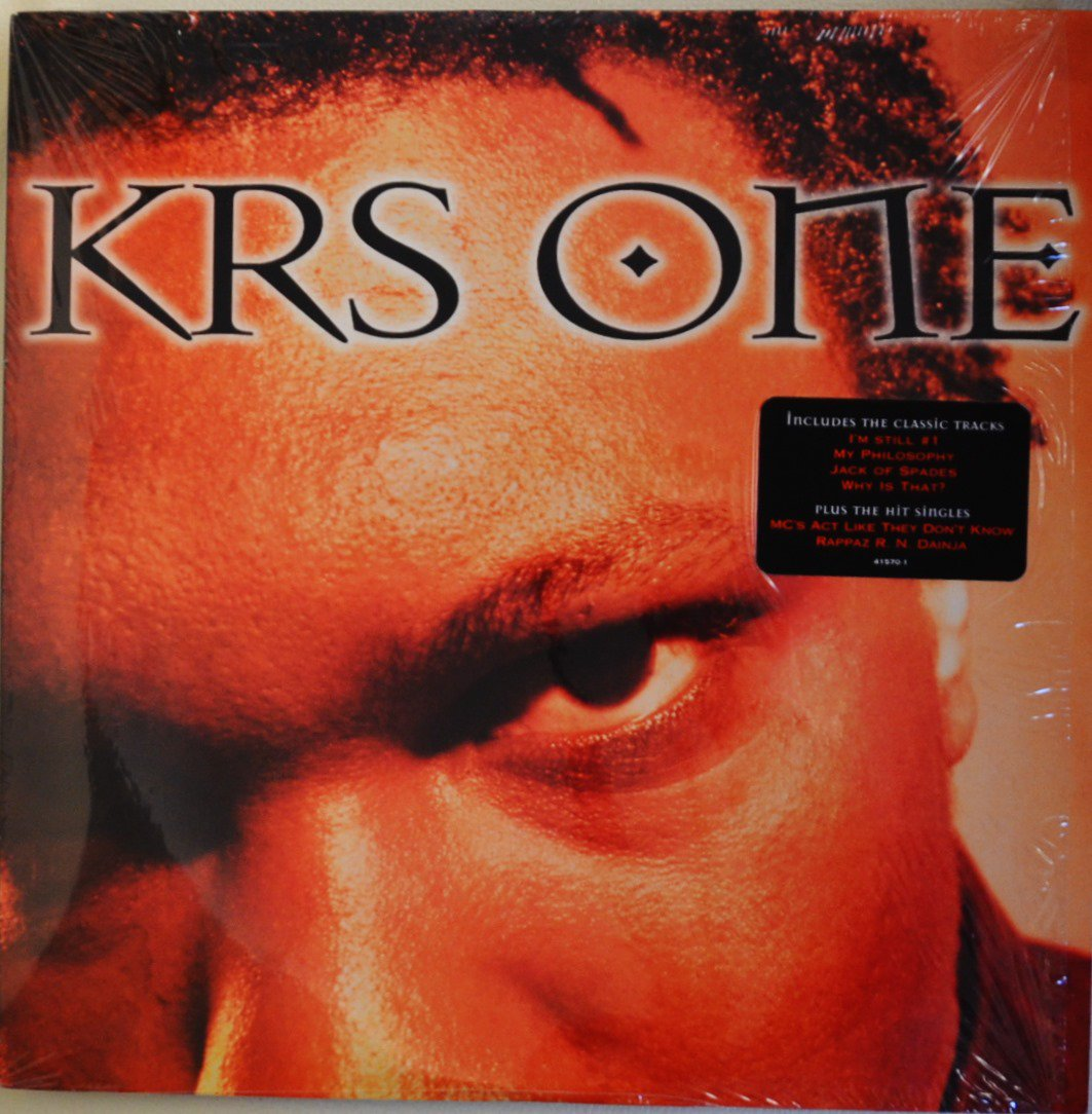 KRS ONE / KRS ONE (2LP)