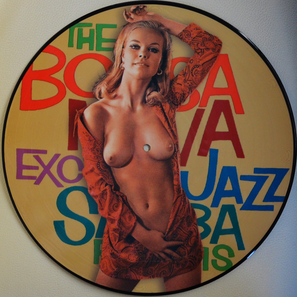 V.A. / THE BOSSA NOVA EXCITING JAZZ SAMBA RHYTHMS - VOL. 6 (LP)