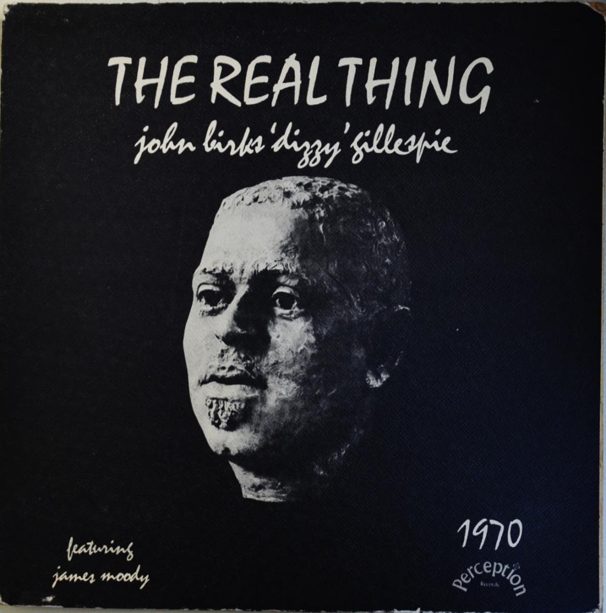 DIZZY GILLESPIE / THE REAL THING (LP)