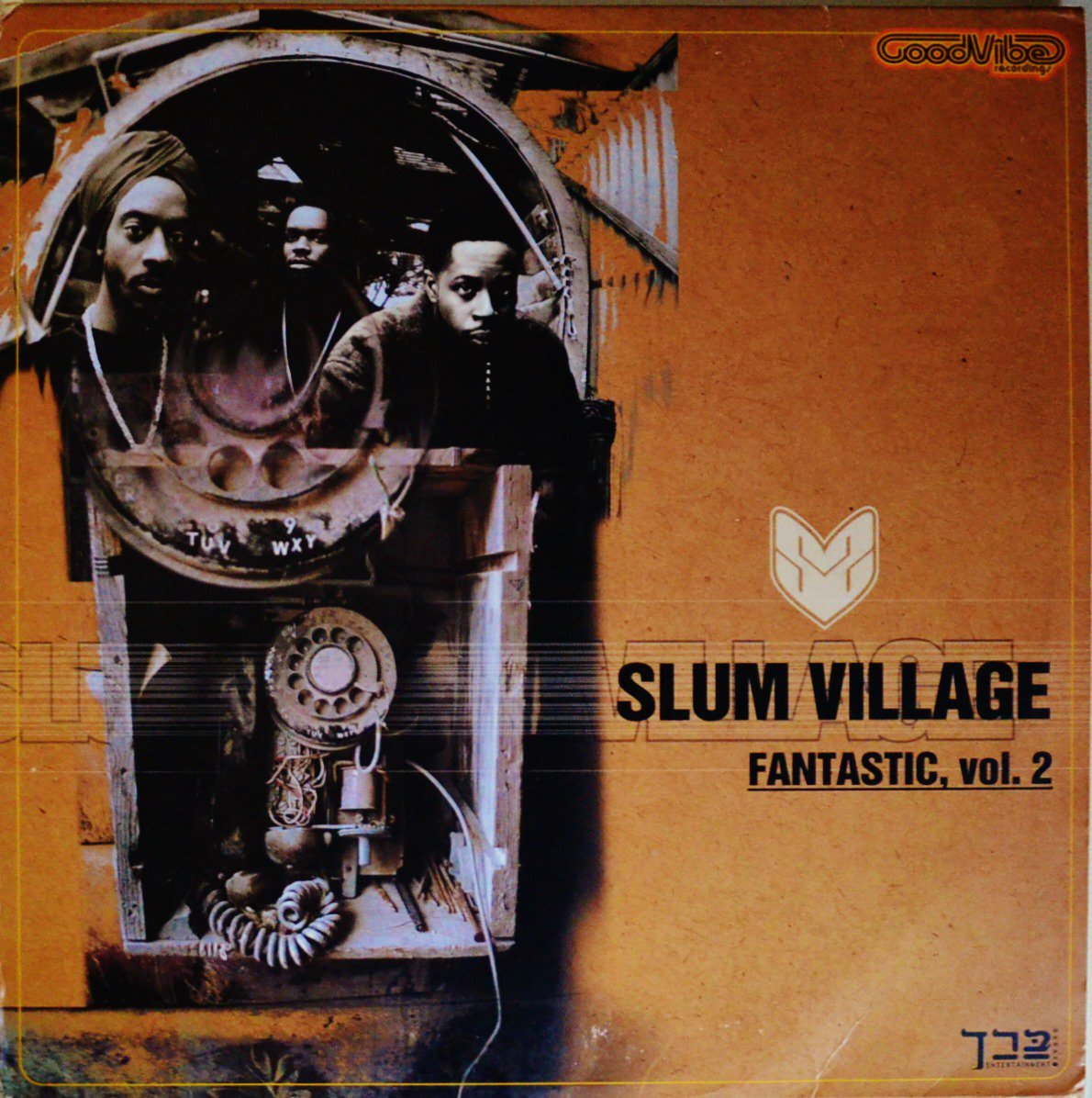 SLUM VILLAGE / FANTASTIC, VOL. 2 (3LP)