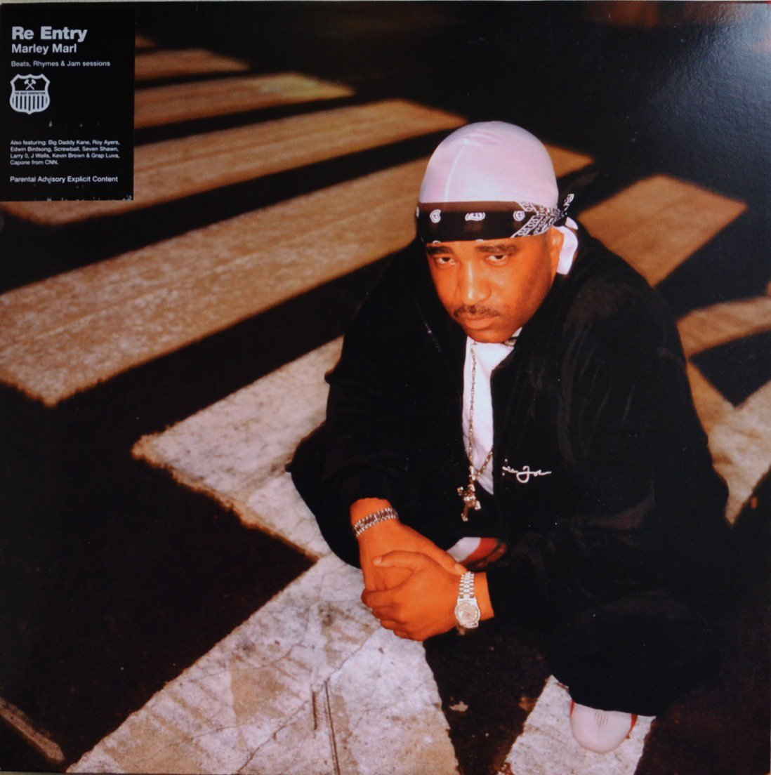 MARLEY MARL / RE-ENTRY (2LP)