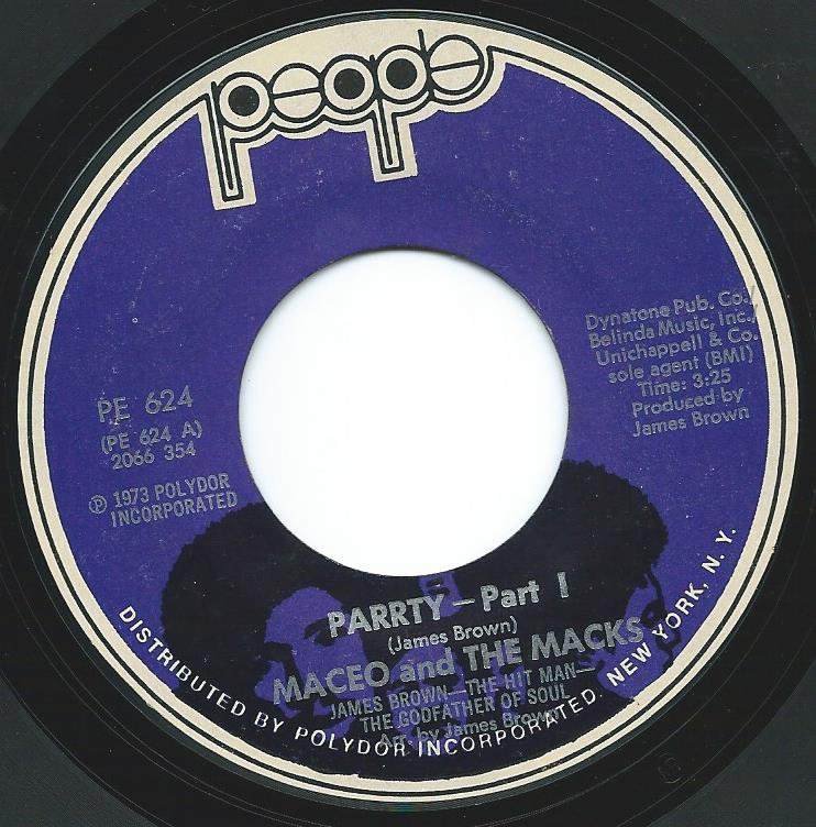 MACEO AND THE MACKS / PARRTY (7
