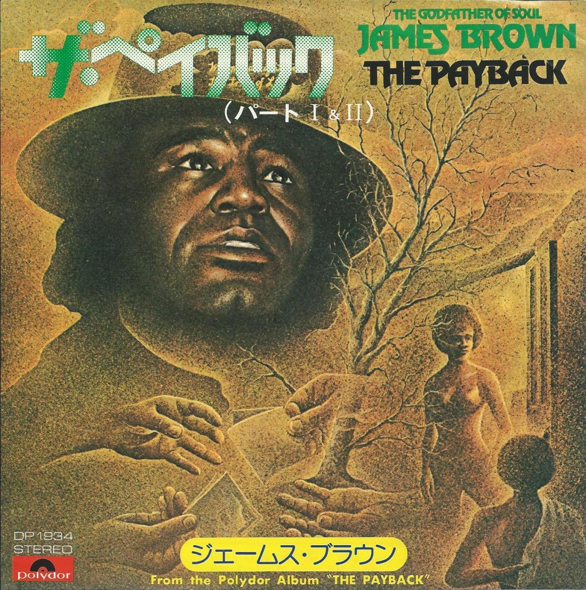ジェームス・ブラウン JAMES BROWN / ザ・ペイバック (パート1 & 2) THE PAYBACK (7