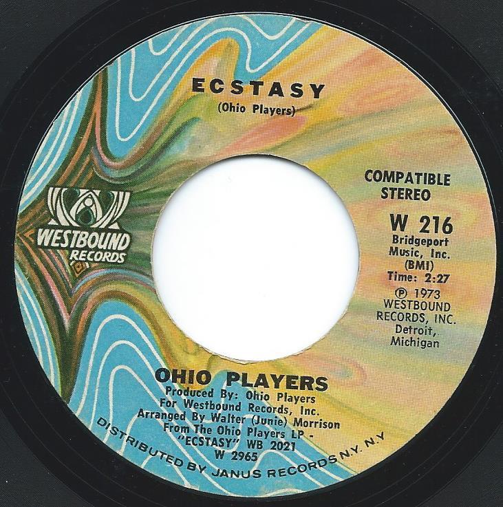 OHIO PLAYERS / ECSTASY (7
