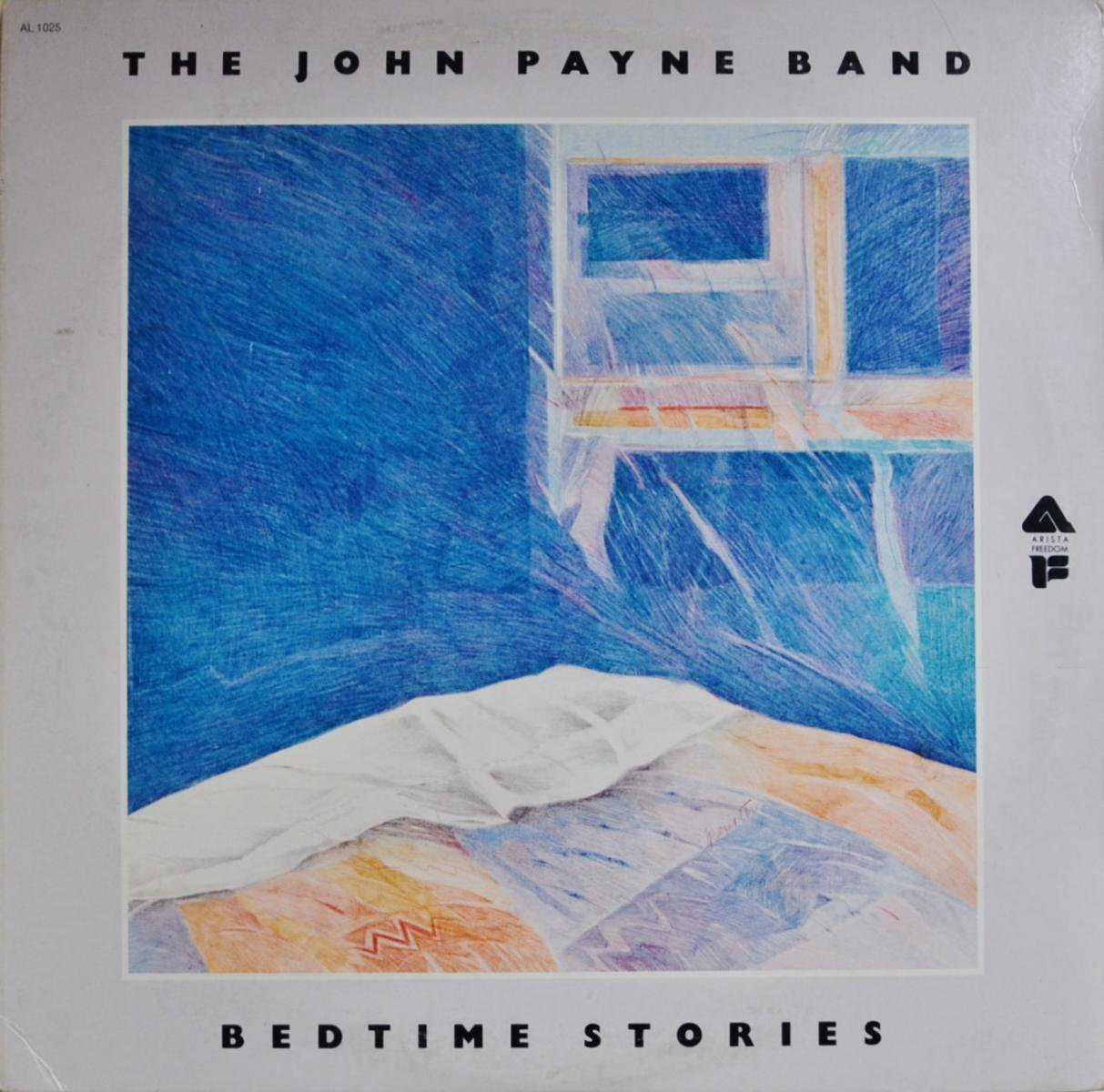 THE JOHN PAYNE BAND / BEDTIME STORIES (LP)