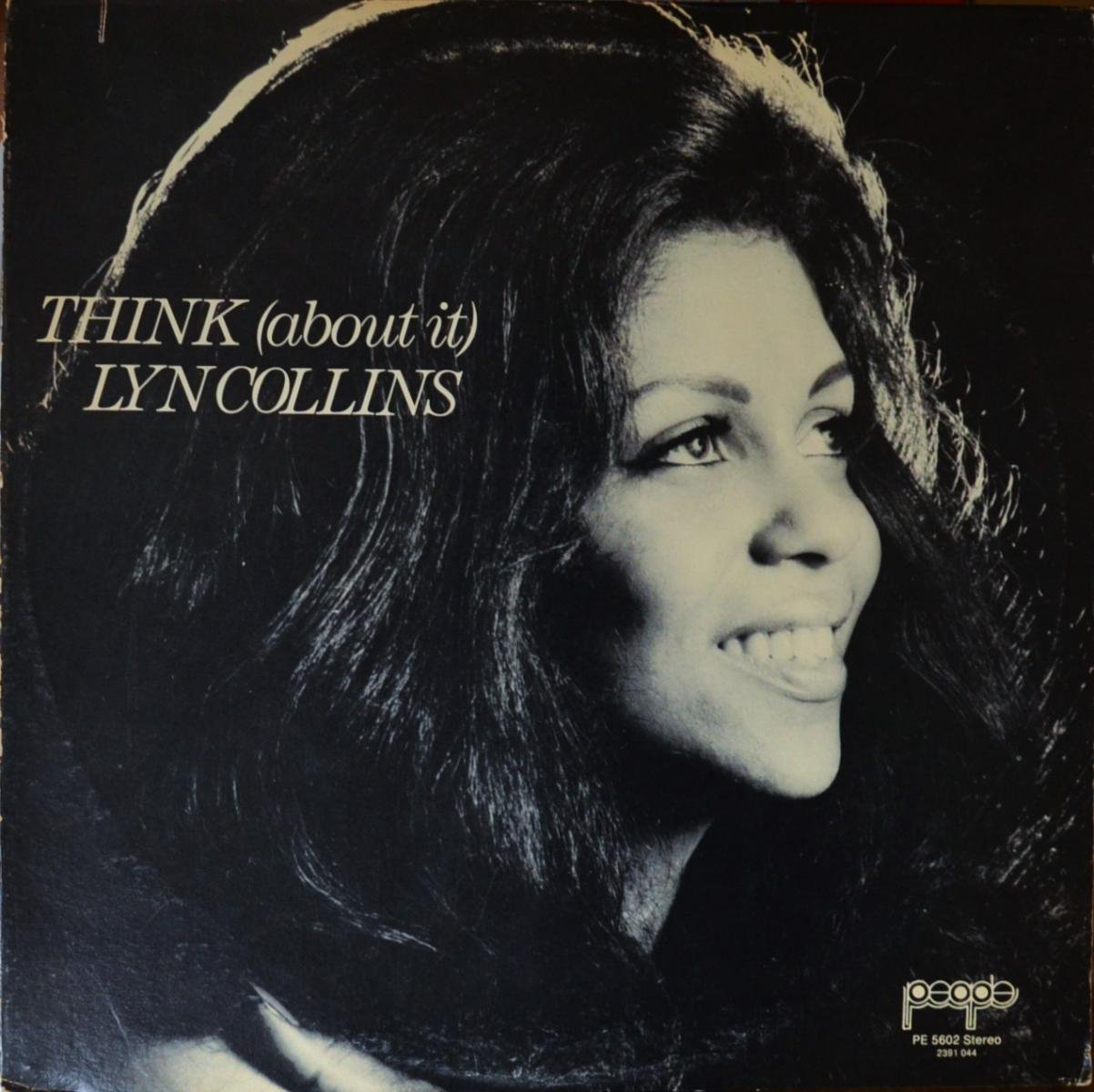 LYN COLLINS / THINK (ABOUT IT) (LP)