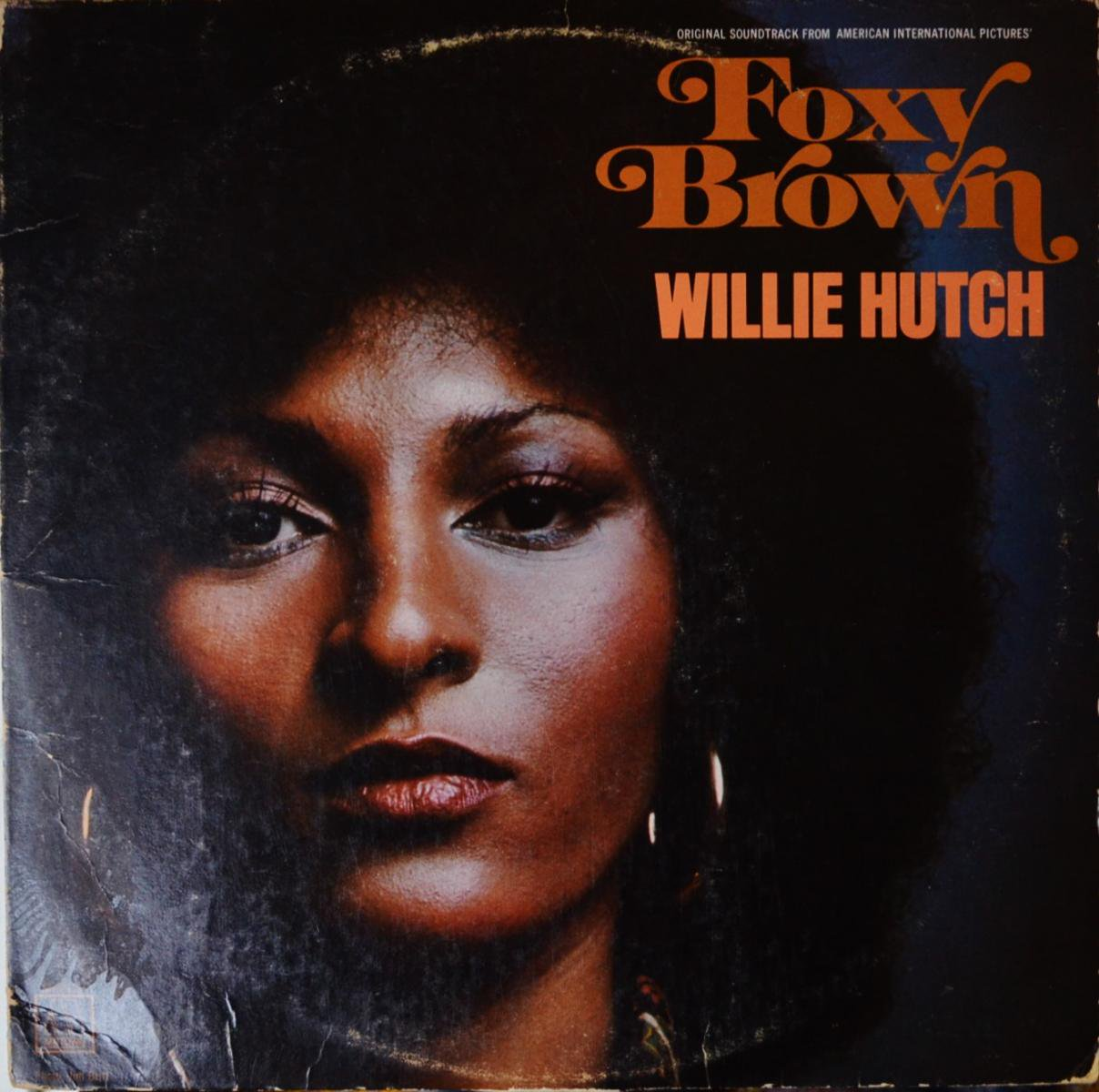 WILLIE HUTCH / FOXY BROWN (LP)