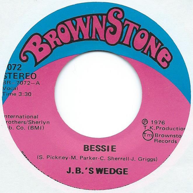 J.B.'S WEDGE / BESSIE (7