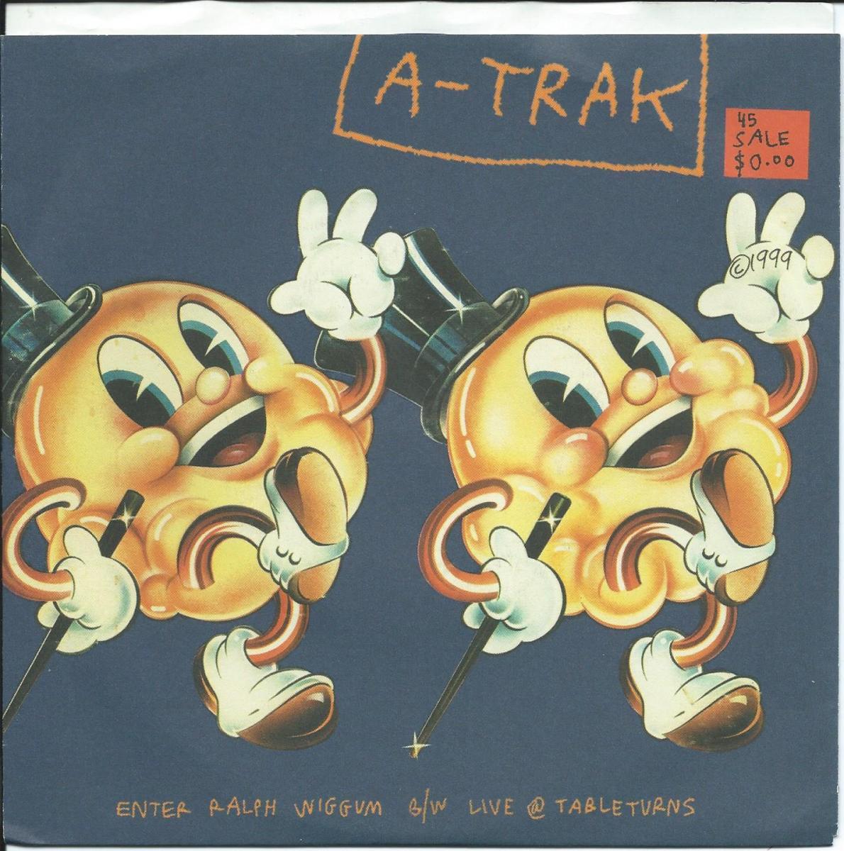 A-TRAK / ENTER RALPH WIGGUM / LIVE @ TABLETURNS (7