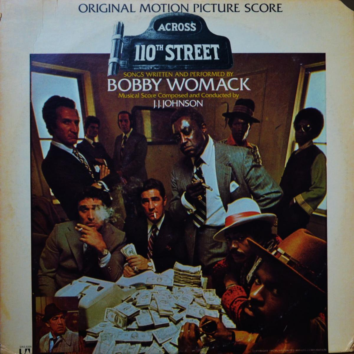 BOBBY WOMACK & J.J. JOHNSON / ACROSS 110TH STREET (LP)