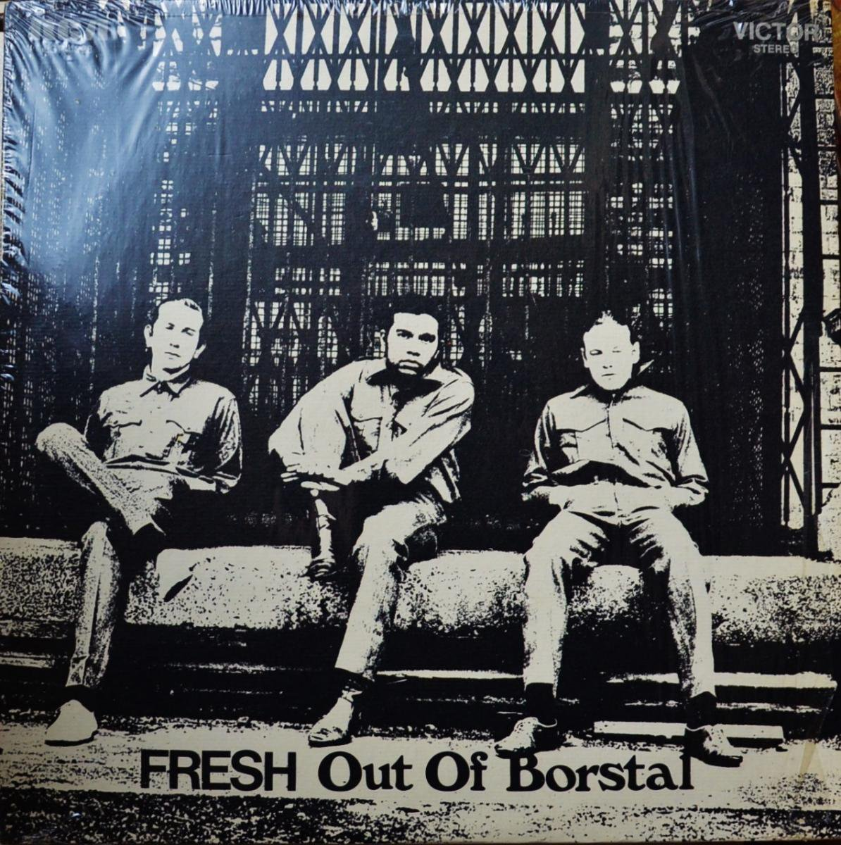FRESH / FRESH OUT OF BORSTAL (LP)