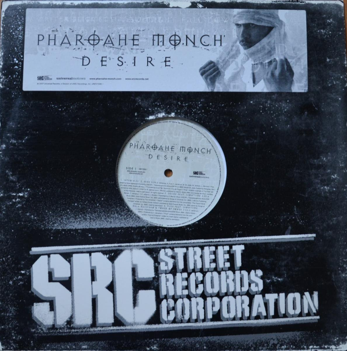 PHAROAHE MONCH / DESIRE (PROMOTION ONLY 2LP)