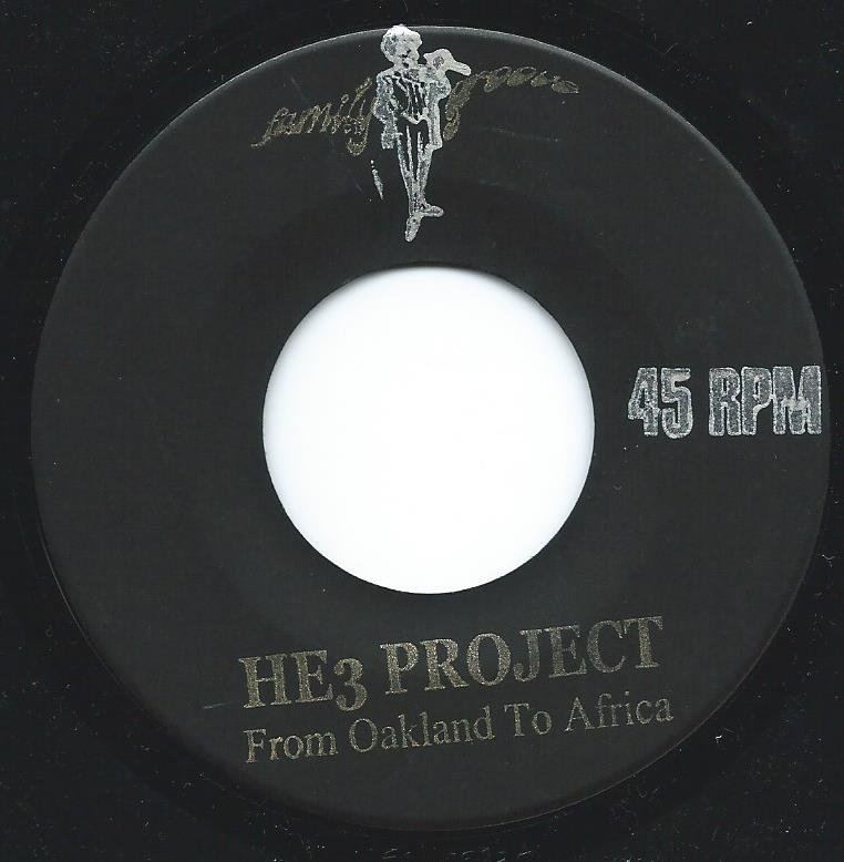 HE3 PROJECT / FROM OAKLAND TO AFRICA / SHOVEL SOME DIRT (7