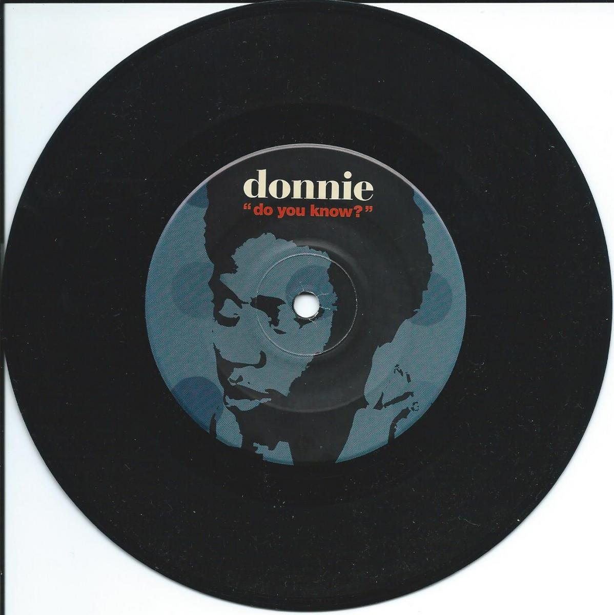 DONNIE / DO YOU KNOW? (7