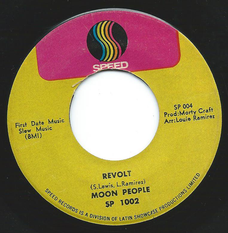 MOON PEOPLE / LAND OF LOVE / REVOLT (7