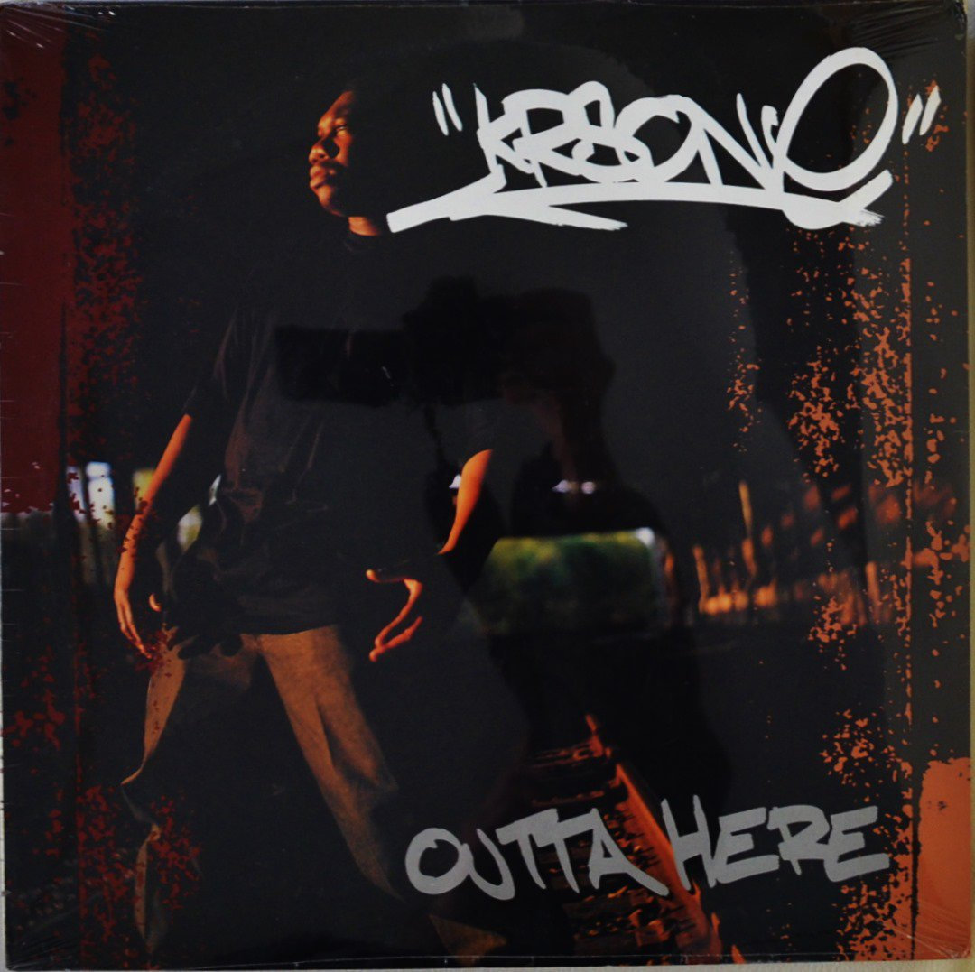KRS-ONE / OUTTA HERE (12