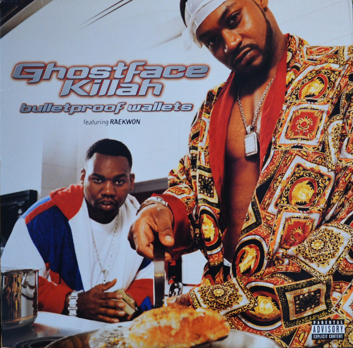 GHOSTFACE KILLAH / BULLETPROOF WALLETS (2LP)