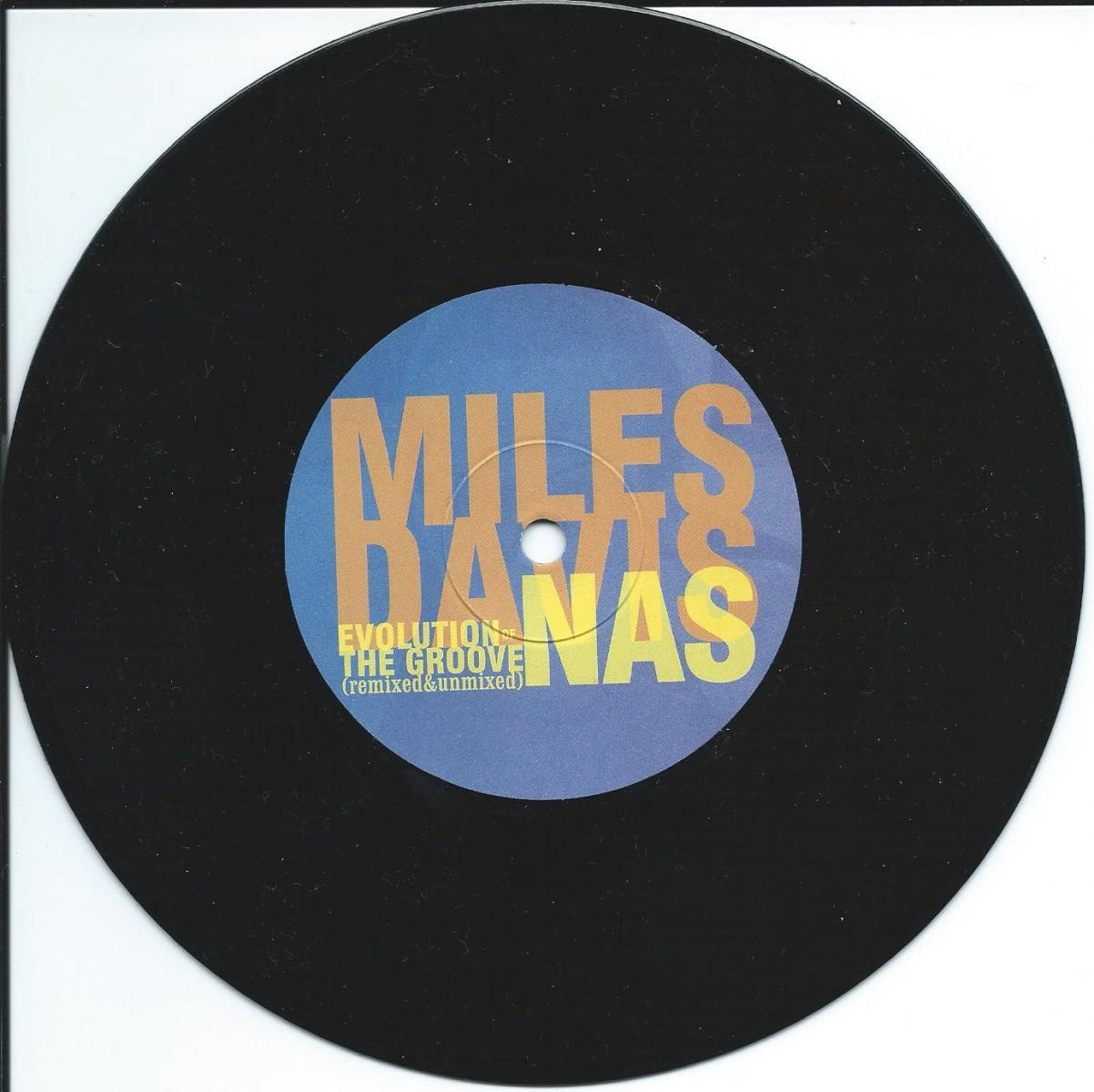 MILES DAVIS FEAT. NAS / FREEDOM JAZZ DANCE (EVOLUTION OF THE GROOVE) (7