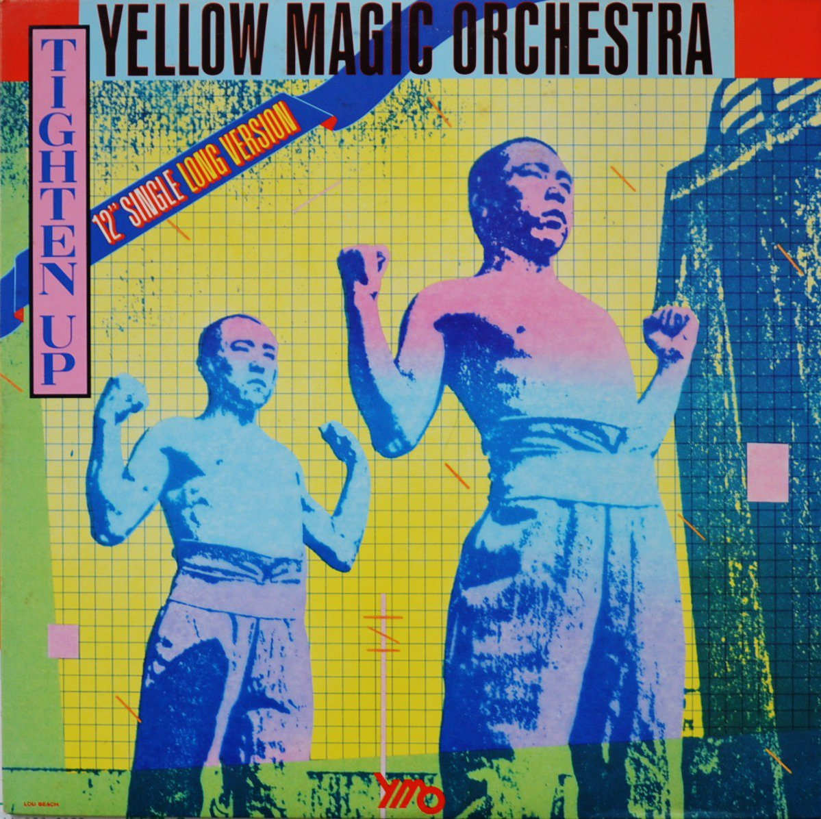 YELLOW MAGIC ORCHESTRA / TIGHTEN UP / RYDEEN (12