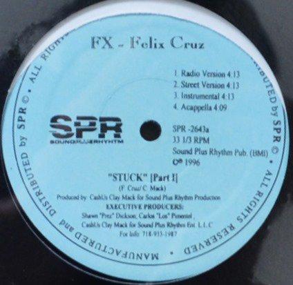 FX - Felix Cruz Stuck - Da Other Side