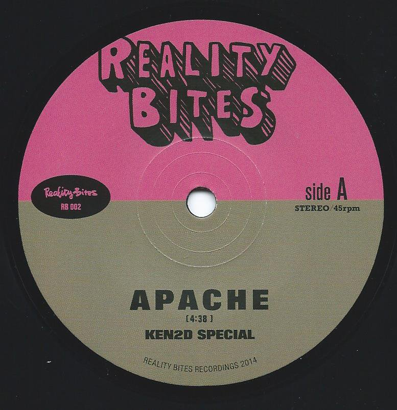 KEN2D SPECIAL / APACHE / APACHE DUB (7