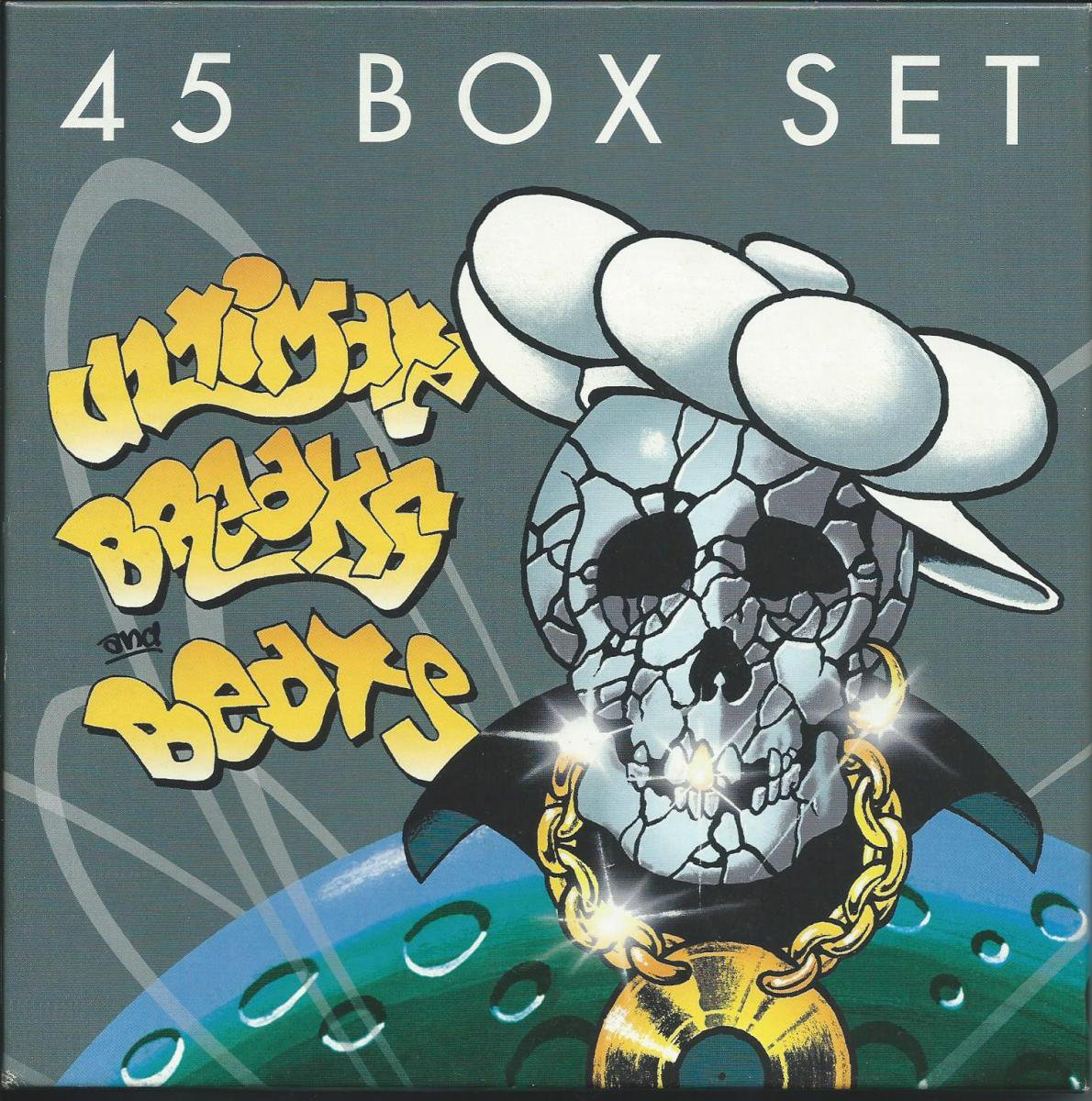 V.A. / 45 BOX SET : ULTIMATE BREAKS AND BEATS (7×7