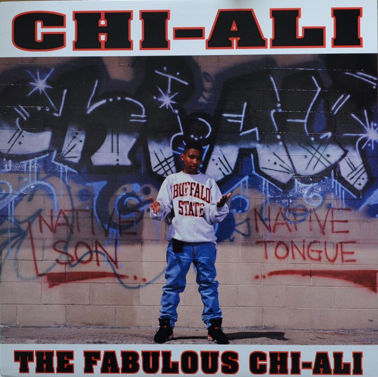 CHI-ALI / THE FABULOUS CHI-ALI (1LP)