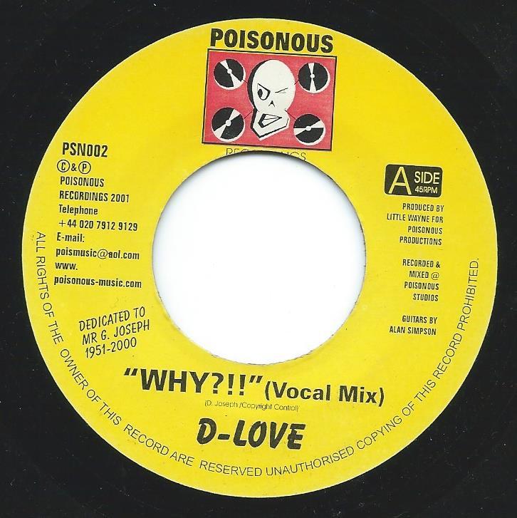 D-LOVE / WHY?!! (7