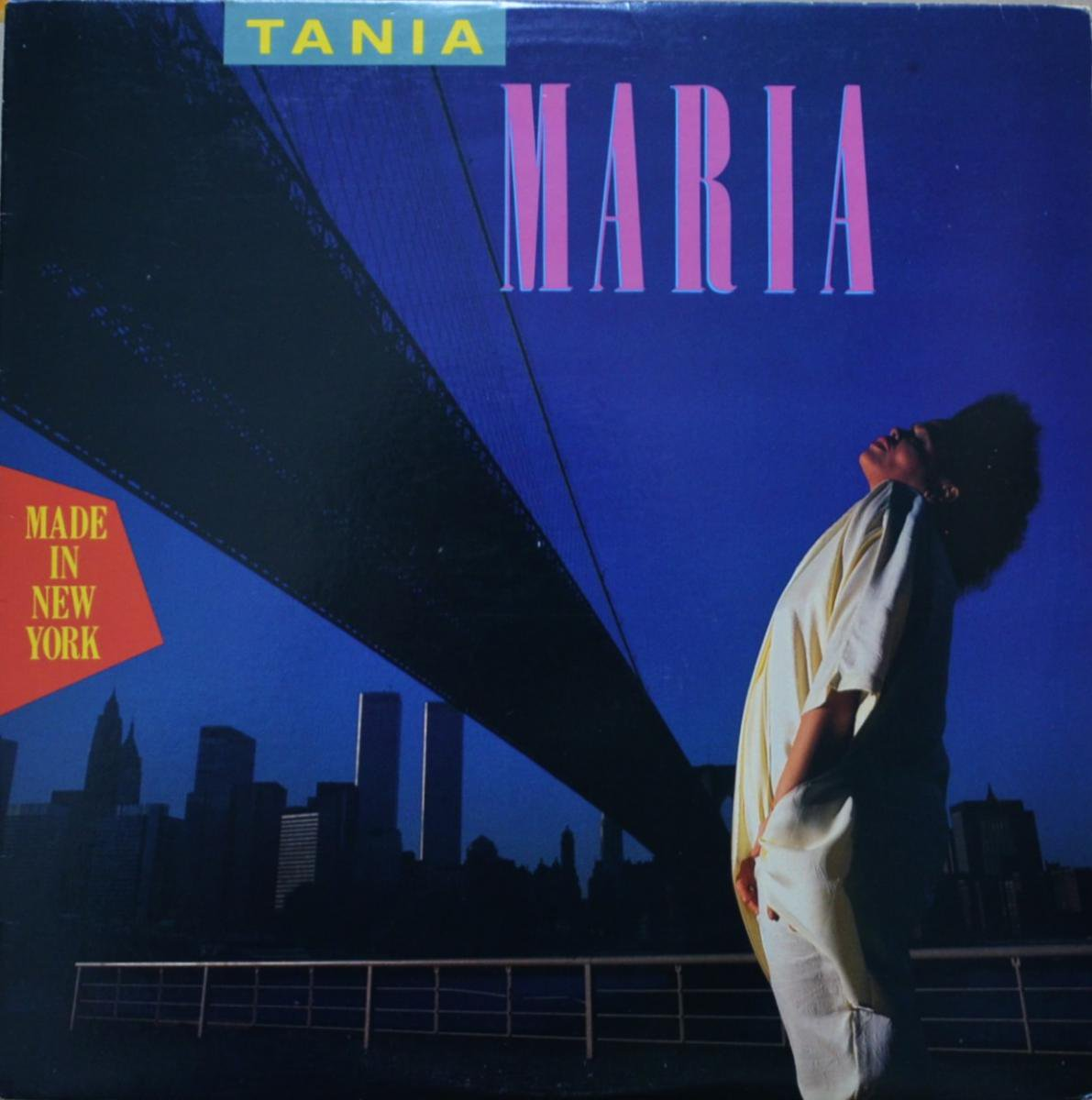 TANIA MARIA / MADE IN NEW YORK (LP)