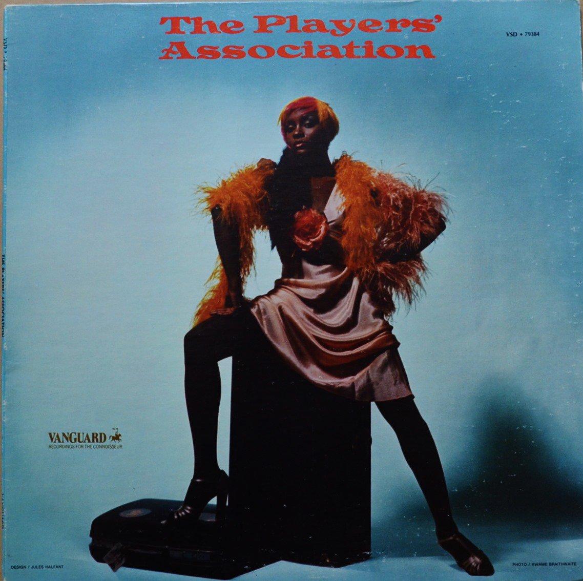 THE PLAYERS' ASSOCIATION / THE PLAYERS' ASSOCIATION (LP)