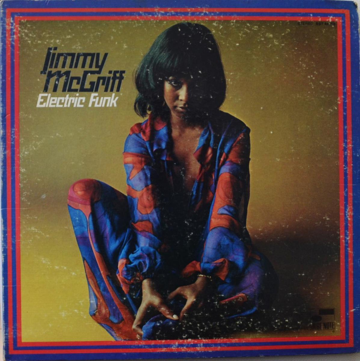 JIMMY MCGRIFF / ELECTRIC FUNK (LP)