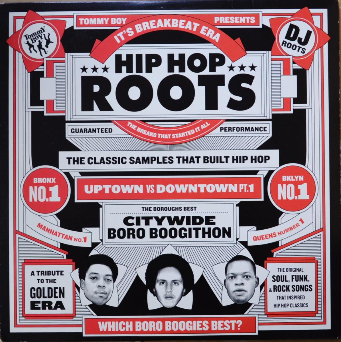 V.A. / HIP HOP ROOTS (2LP)