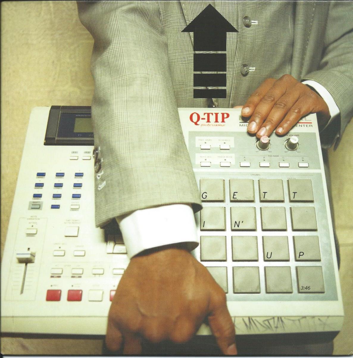 Q-TIP / GETTIN' UP / MOVE (PROD BY J-DILLA) (7