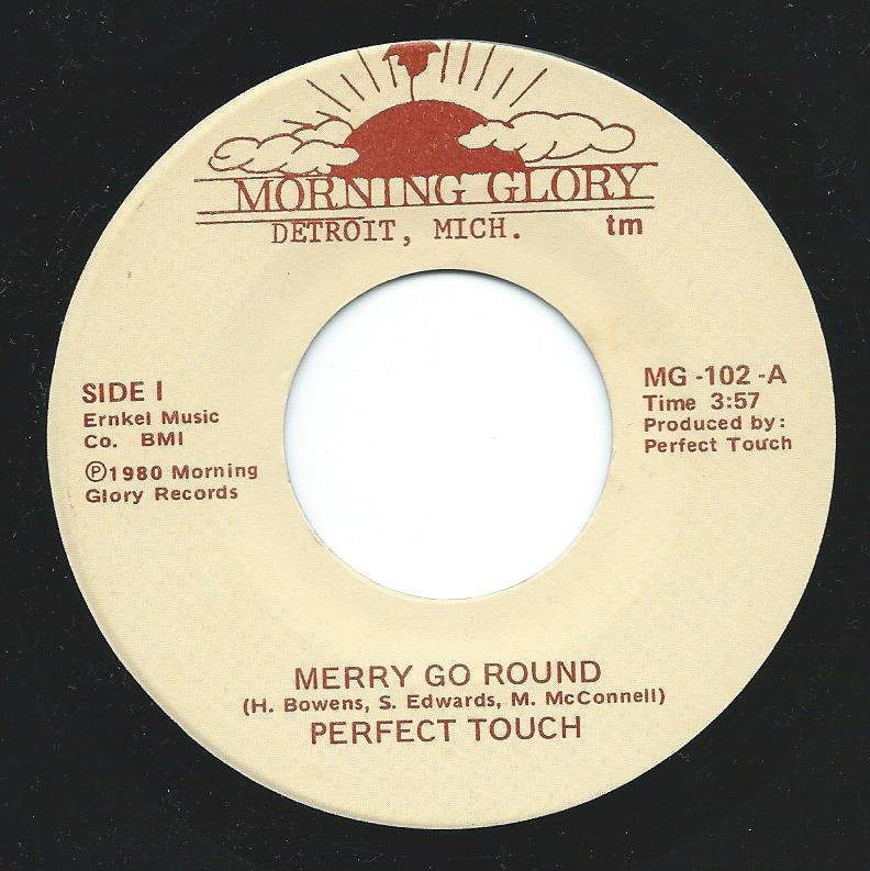 PERFECT TOUCH / MERRY GO ROUND / BOOGIE TONIGHT (7