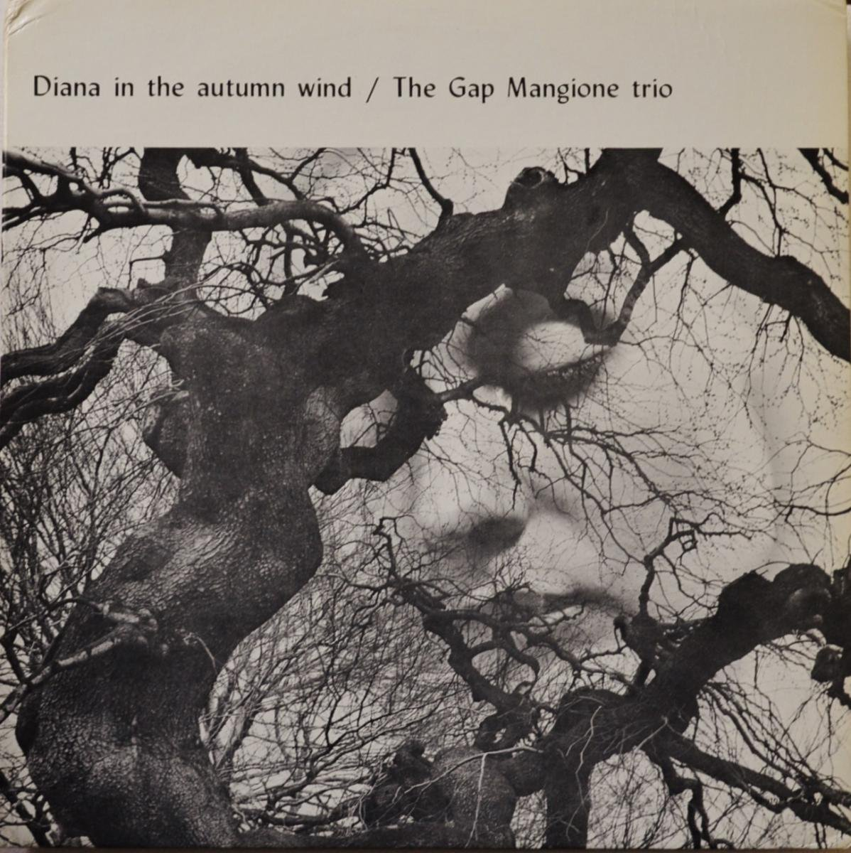 THE GAP MANGIONE TRIO / DIANA IN THE AUTUMN WIND (LP)