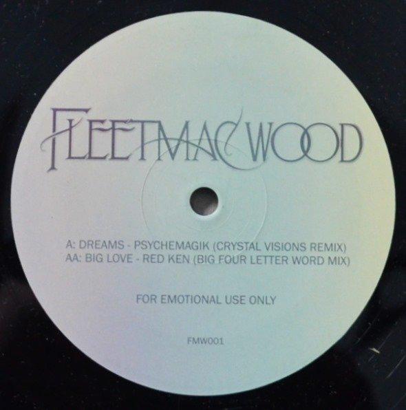 PSYCHEMAGIK / RED KEN / FLEETMAC WOOD EP (12