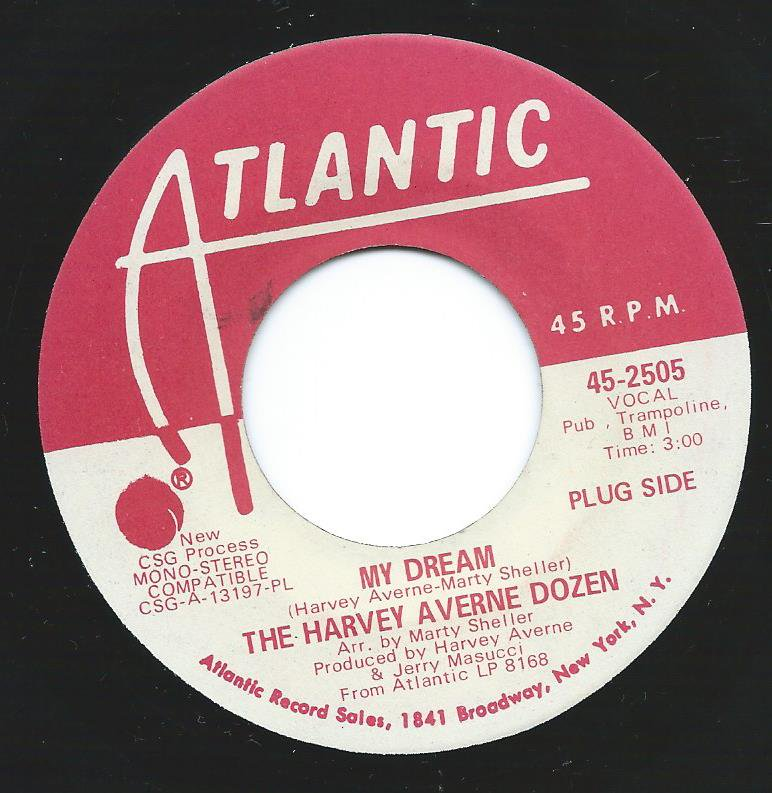 THE HARVEY AVERNE DOZEN / MY DREAM / THE MICRO MINI (7
