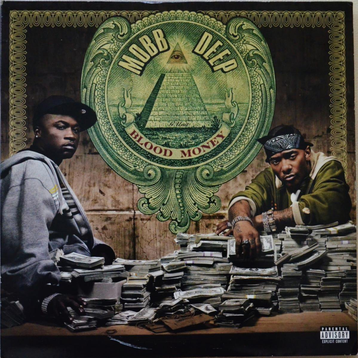 MOBB DEEP / BLOOD MONEY (2LP)