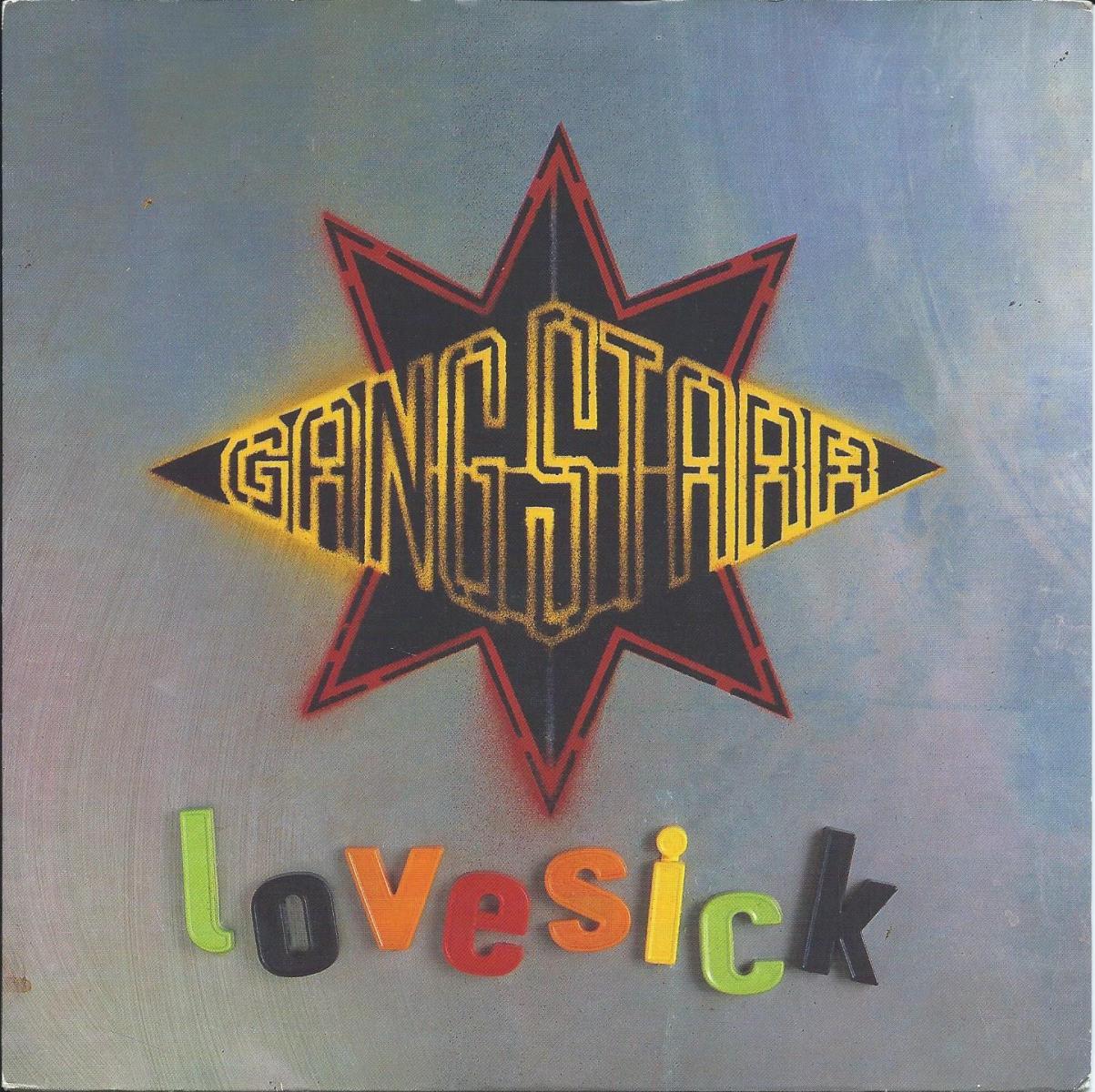 GANG STARR / LOVESICK (UPBEAT MIX) (7