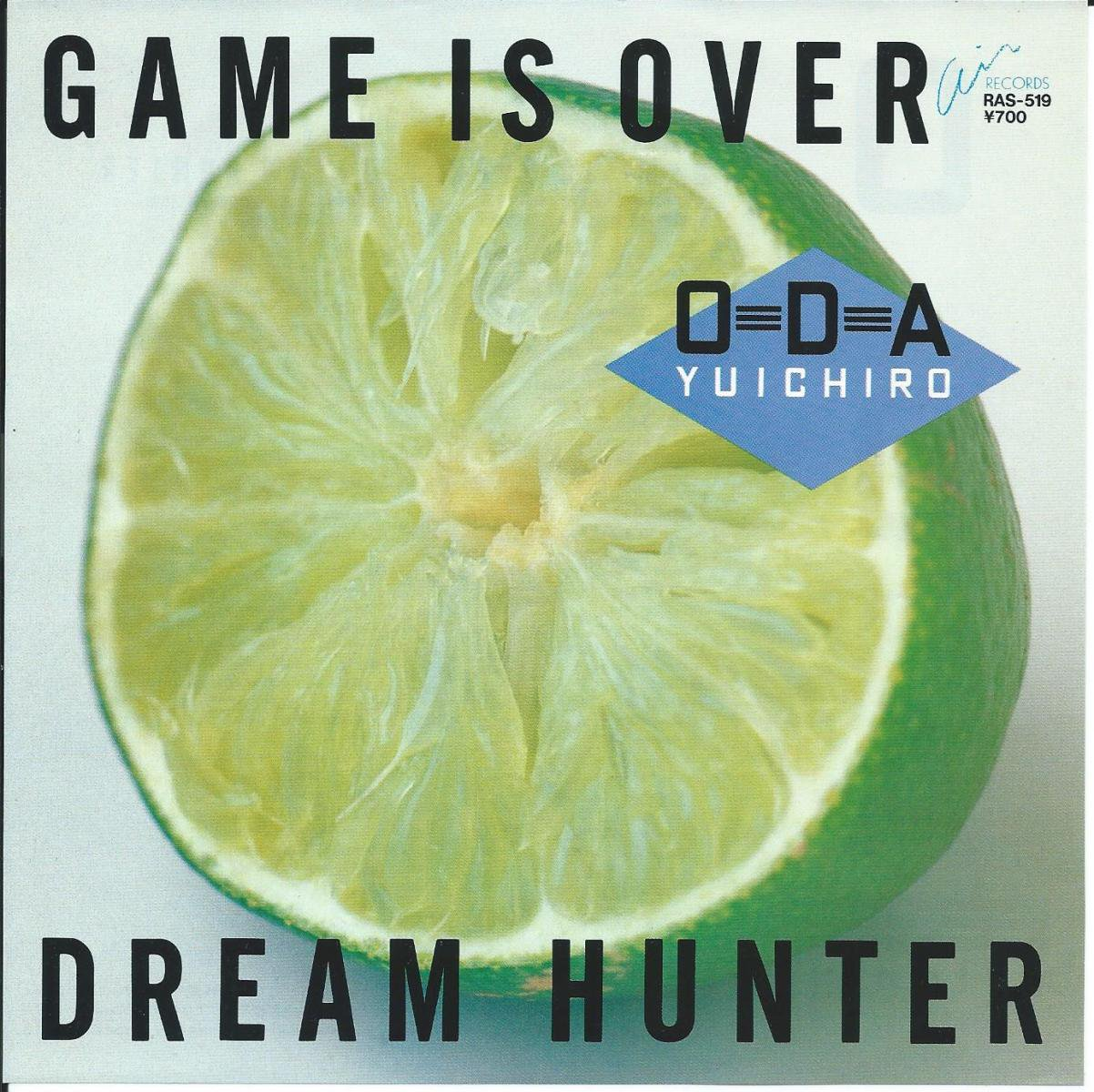 小田裕一郎 YUICHIRO ODA / GAME IS OVER / DREAM HUNTER (7