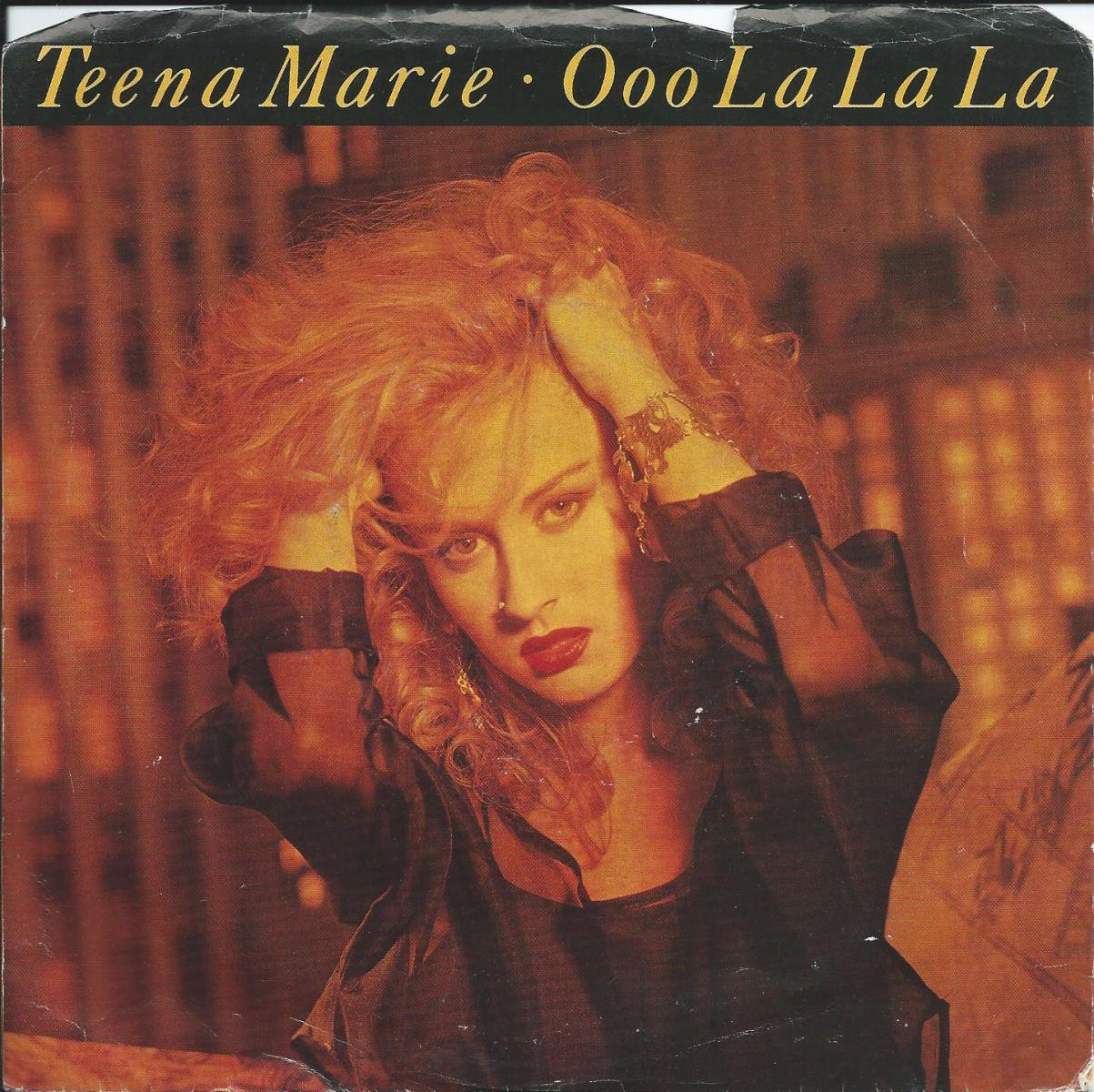 TEENA MARIE / OOO LA LA LA / SING ONE TO YOUR LOVE (7