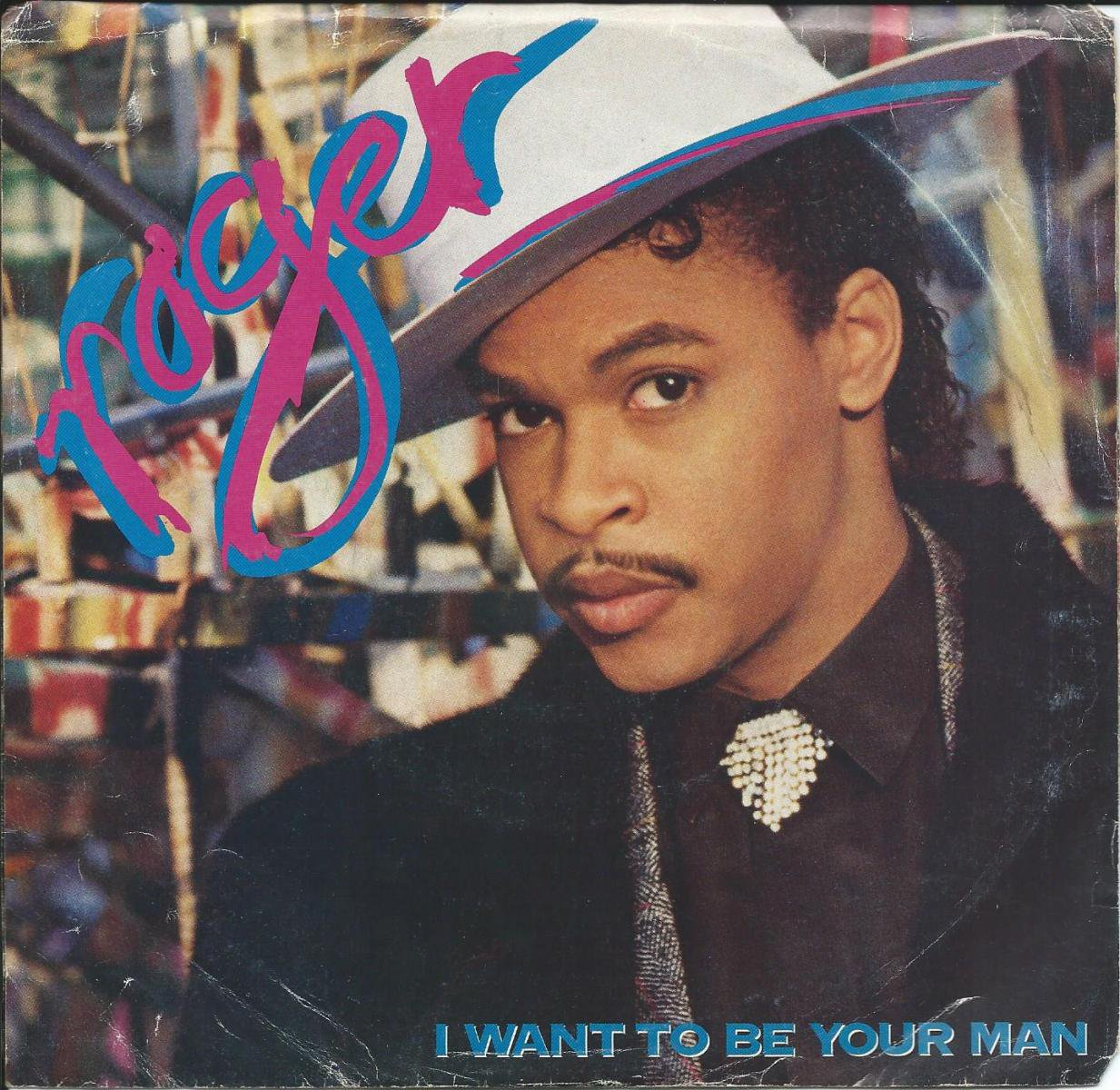 ROGER / I WANT TO BE YOUR MAN / I REALLY WANT TO BE YOUR MAN (7