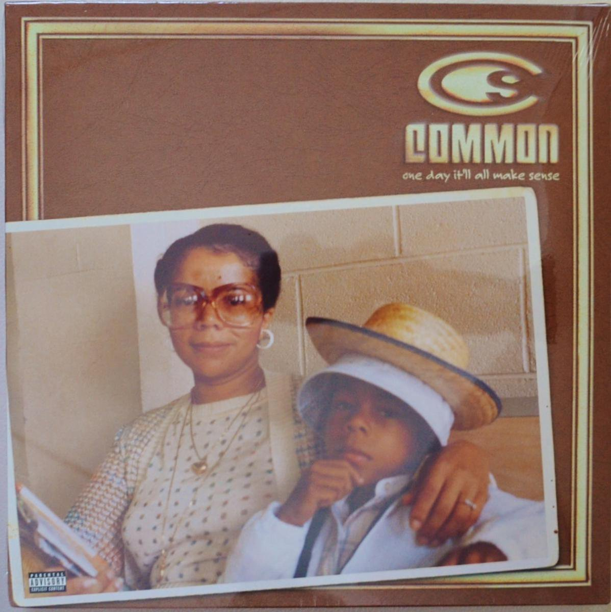 COMMON / ONE DAY IT'LL ALL MAKE SENSE (1LP)